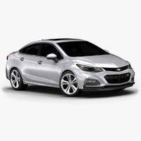 2016 Chevrolet Cruze (Low Interior)