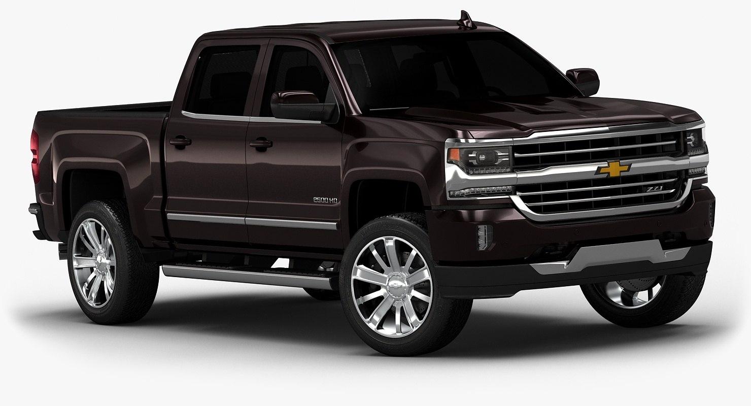 Lwo 2016 Chevrolet Silverado Interior