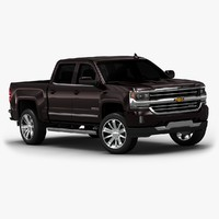 2016 Chevrolet Silverado (Low Interior)