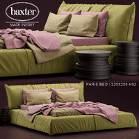 PARIS BED baxter