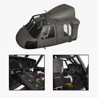 3d purchase uh-60m blackhawk cockpit