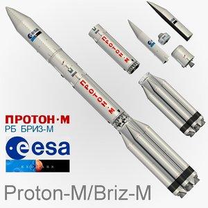 russian proton 3d blend