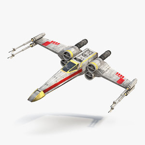 star wars x-wing starfighter max