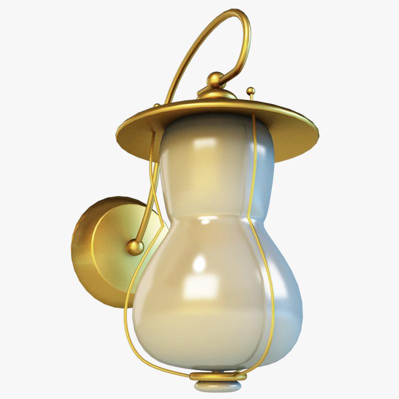 lamp obj