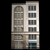 NYC Historical Buildings Facades