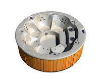 hot tub amc 2340 3d model