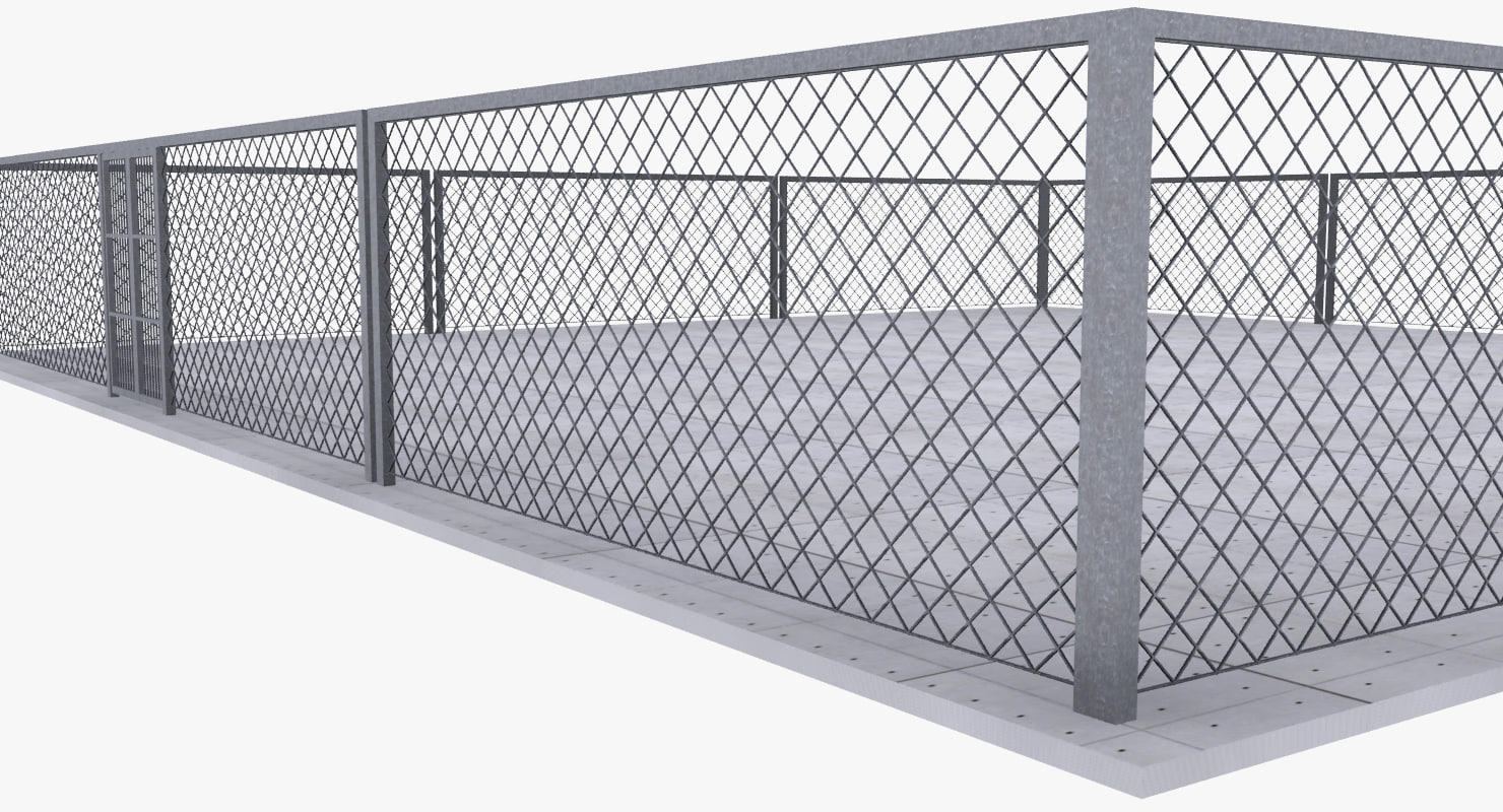 fence chain link max