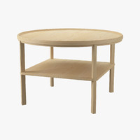 3d kk66870 - coffee table