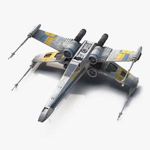 star wars x-wing starfighter max