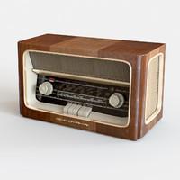 old radio max