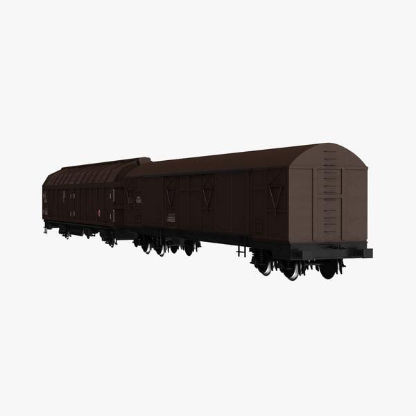 max cargo wagons
