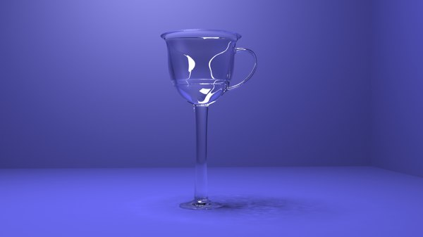 free max mode glass cup