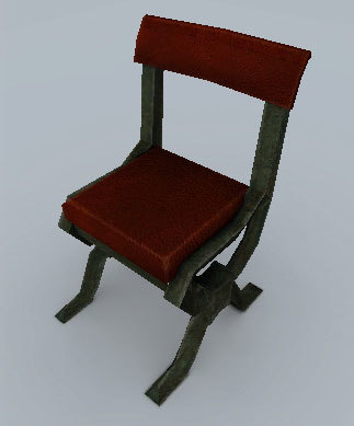 free x mode metal chair