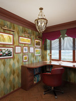 max home office interior