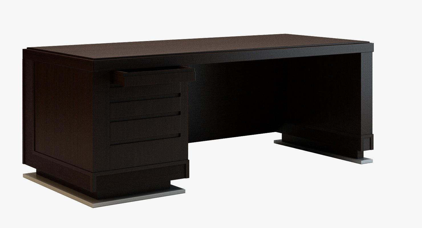 3d ceccotti ics desk model