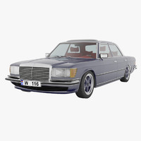 1972 Mercedes-Benz S-Class