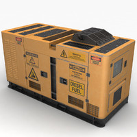 Power Generator (Yellow)