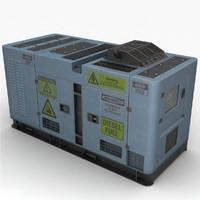 generator power 3d model