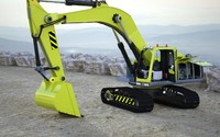 max heavy excavator construction