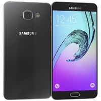 samsung galaxy a7 2016 3d model
