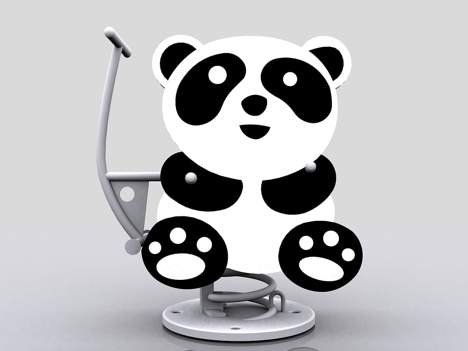 panda spring rider 3d 3ds
