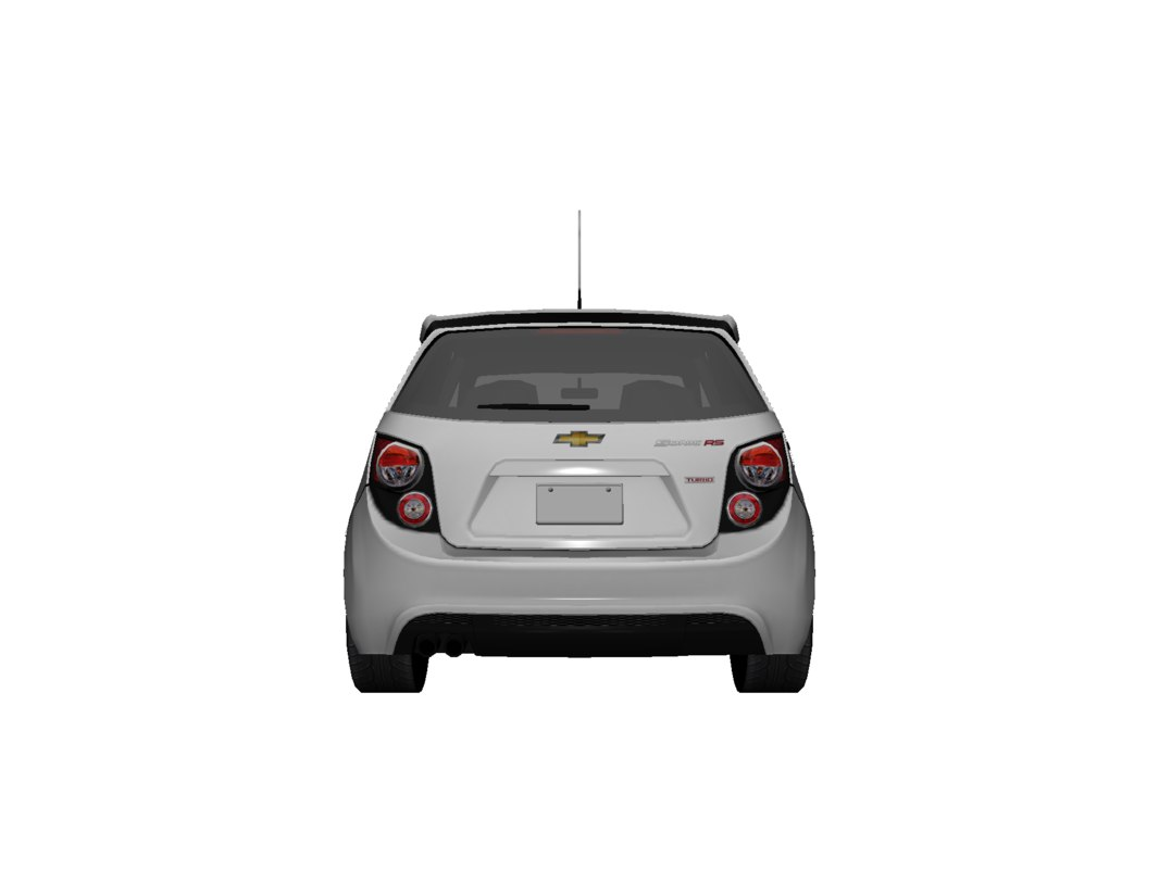 ma chevrolet sonic rs