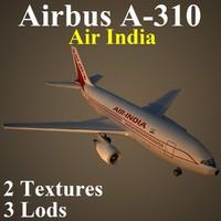 3d airbus aic model