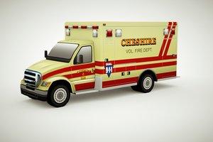 generic ambulance v5 max