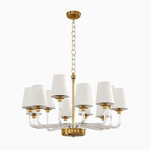 parker large chandelier visual 3d max