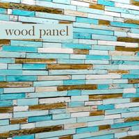 wood panel 3d max