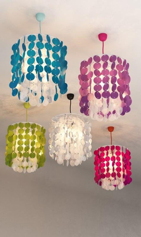 lamps 3d model