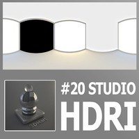 HDRI Map Studio #20