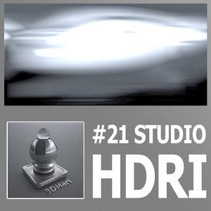 HDRI Map Studio #21