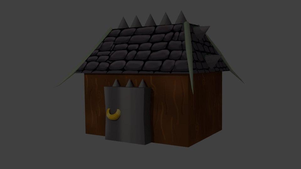obj house orc