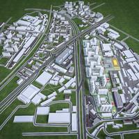 Urban Area 01