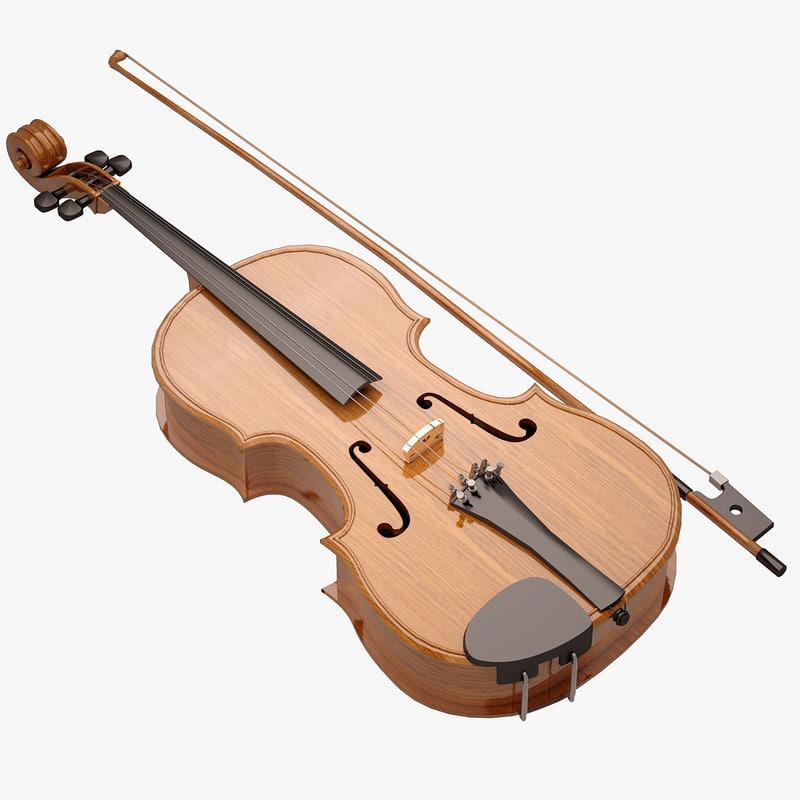viola 3d max
