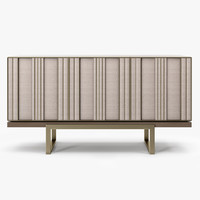 3dsmax frato ascot sideboard