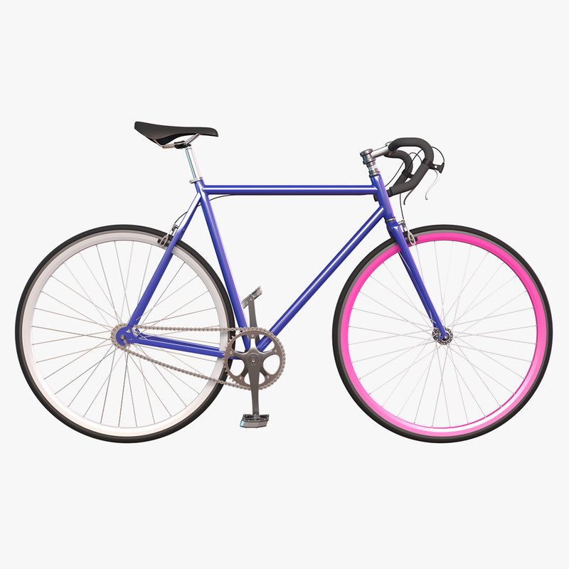 max fixed gear bicycle