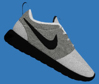 3d popular nike roshe shoes