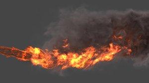 flamethrower b fumefx max