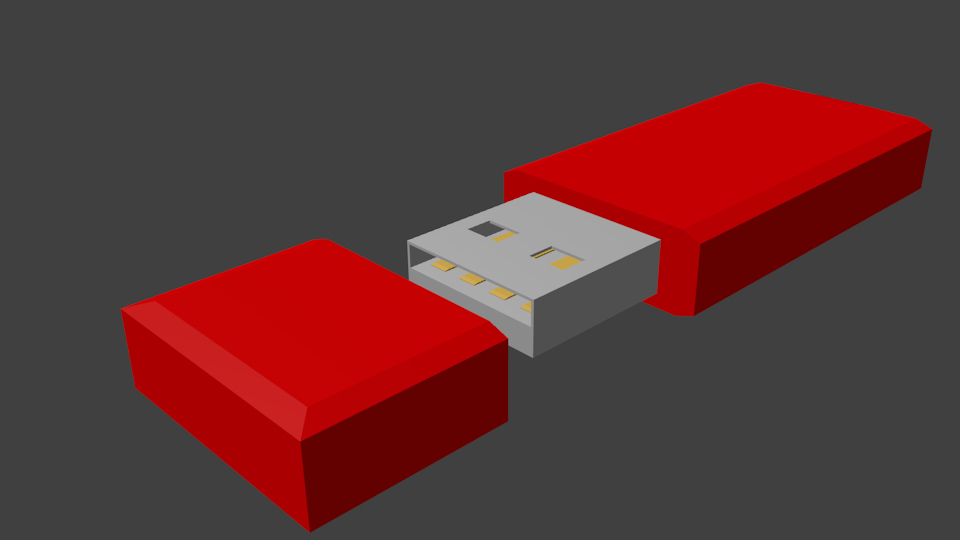 free fbx mode usb flash drive