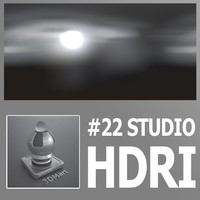 HDRI Map Studio #22