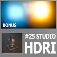 HDRI Map Studio #25