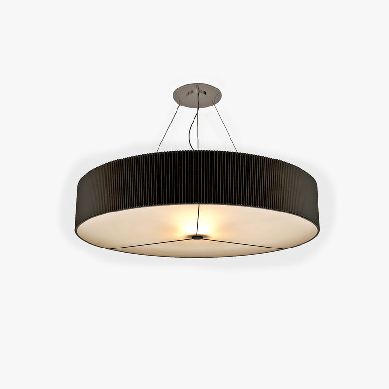 design pendant light 3d 3ds