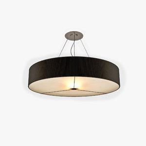 design pendant light 3d 3ds