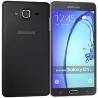 samsung galaxy on5 black 3d model