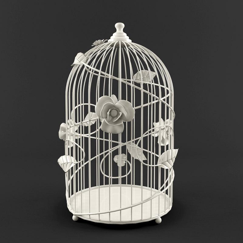 birds cage max