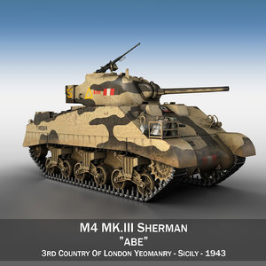 obj m4 sherman iii -