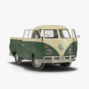 volkswagen type 2 single max