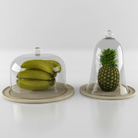 Tableware Fruit set